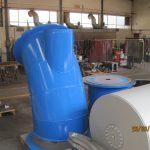 Turbina 60kW. Trabajando en conjunto con los proveedores 11