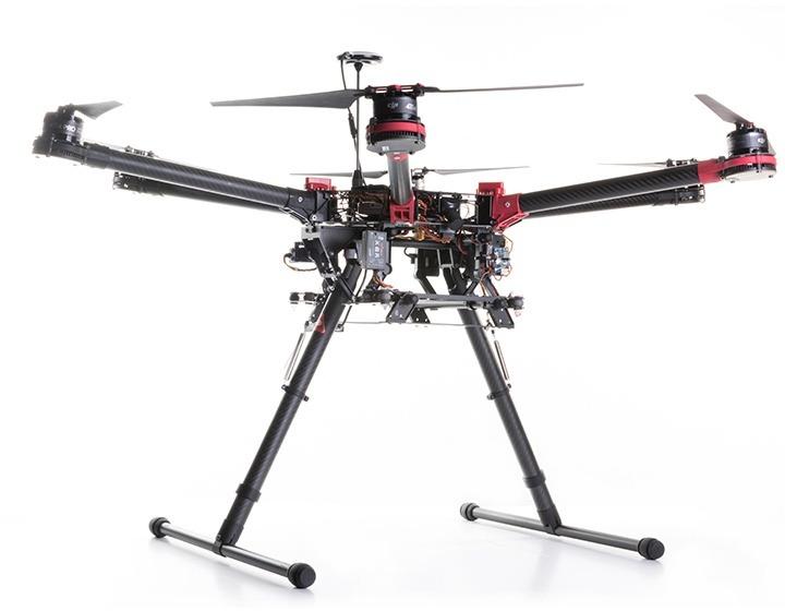 dron prototipo 0