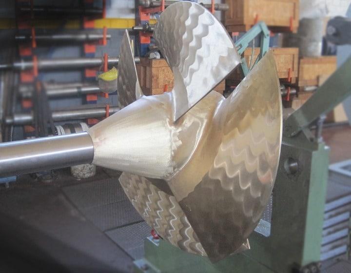 hydro propulsión