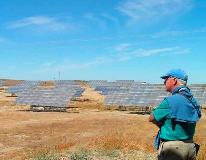 paneles solares ingeniería