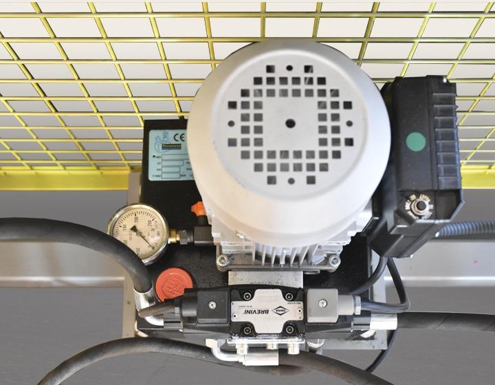 prensa hidraulica para montajes especiales